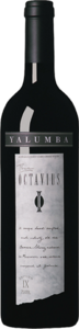 Yalumba The Octavius Old Vine Shiraz 2008, Barossa Bottle
