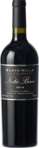 Black Hills Nota Bene 2012, BC VQA Okanagan Valley Bottle