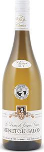 Chavet & Fils La Dame De Jacques Coeur Menetou Salon Blanc 2012, Ac Bottle