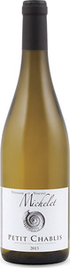 Stephanie Et Vincent Michelet Petit Chablis 2013, Ac Bottle