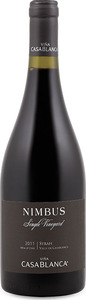 Viña Casablanca Nimbus Single Vineyard Syrah 2011, Casablanca Valley Bottle
