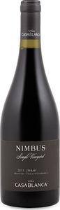 Viña Casablanca Nimbus Single Vineyard Syrah 2011, Casablanca Valley Bottle