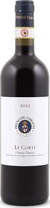 Principe Corsini Le Corti Chianti Classico 2012, Docg Bottle