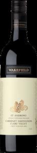 Wakefield St Andrews Single Vineyard Cabernet Sauvignon 2010, Clare Valley Bottle