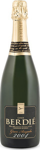 Berdié Gran Anyada Extra Brut 2004, Do Cava Bottle