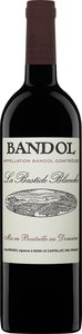 La Bastide Blanche Bandol 2011, Ac, Estate Btld. Bottle