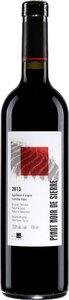 Domaines Rouvinez Pinot Noir De Sierre 2013 Bottle