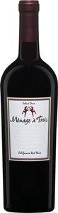 Folie À Deux Ménage À Trois Red 2013, California Bottle