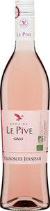 Le Pive Gris Vin Rosé 2014 Bottle