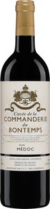 Cuvée De La Commanderie Du Bontemps 2010 Bottle