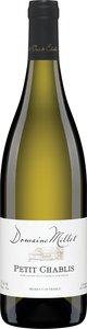 Domaine Millet Petit Chablis 2013 Bottle