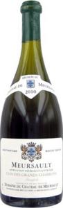 Domaine Du Château De Meursault Clos Des Grands Charrons Monopole 2010 Bottle