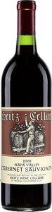 Heitz Cellar Cabernet Sauvignon 2008, Napa Valley Bottle