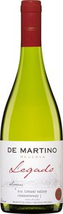 De Martino Legado Reserva Limari Chardonnay 2012 Bottle