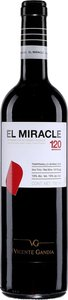 El Miracle 120 2012 Bottle