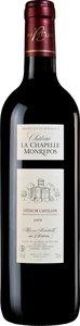 Château La Chapelle Monrepos 2009, Côtes De Castillon Bottle