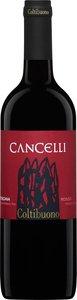Coltibuono Cancelli Sangiovese Di Toscana 2011, Igt Toscana Bottle