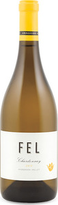Fel Chardonnay 2012, Anderson Valley Bottle