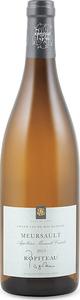 Ropiteau Meursault 2013, Ac Bottle