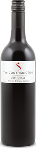 The Contradiction Shiraz 2011, Barossa And Clare Valleys Bottle