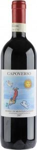 Capoverso Rosso Di Montepulciano 2012, Montepulciano Bottle