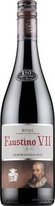 Faustino V I I Tempranillo 2012, Rioja Bottle