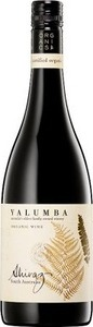 Yalumba Organic Shiraz 2014, South Australia Bottle