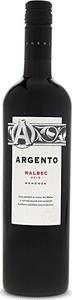 Argento Malbec 2014, Mendoza Bottle
