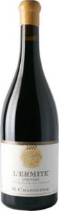 M. Chapoutier L'ermite Ermitage Rouge 2011, Hermitage Bottle