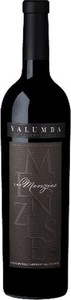 Yalumba The Menzies Cabernet Sauvignon 2008, Coonawarra, South Australia Bottle