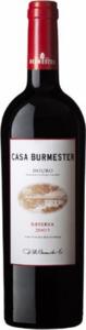 Burmester Reserva 2010, Doc Douro Bottle