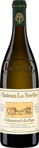 Château La Nerthe Châteauneuf Du Pape Blanc 2013, Ac Bottle