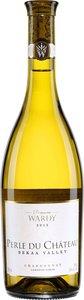 Solifed Zahle Perle Du Château Chardonnay 2013 Bottle