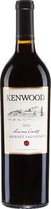 Kenwood Vineyards Sonoma County Cabernet Sauvignon 2012 Bottle