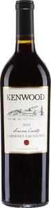 Kenwood Vineyards Sonoma County Cabernet Sauvignon 2012 Bottle
