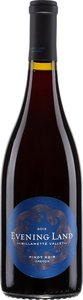Evening Land Willamette Valley Pinot Noir 2012, Willamette Valley Bottle