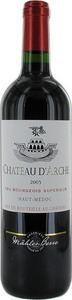 Château D'arche Cru Bourgeois 2009 Bottle