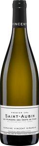 Domaine Vincent Girardin Saint Aubin Premier Cru Les Murgers Des Dents De Chien 2012 Bottle
