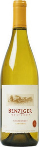 Benziger Chardonnay 2011, Sonoma County Bottle