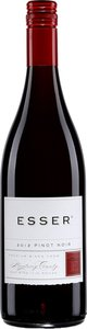 Esser Vineyards Pinot Noir 2012 Bottle