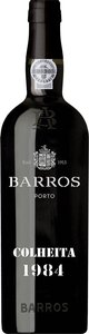 Barros Colheita 1999 Bottle