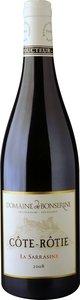 Domaine De Bonserine La Sarrasine Côte Rôtie 2011 Bottle