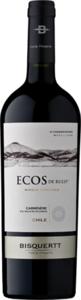 Bisquertt Ecos De Rulo Carmenère 2012, Colchagua Valley Bottle