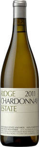 Ridge Monte Bello Chardonnay 2011 Bottle