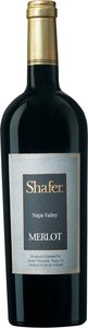 Shafer Merlot 2012, Napa Valley Bottle