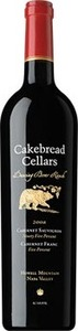 Cakebread Dancing Bear Ranch Cabernet Sauvignon/Cabernet Franc 2011, Howell Mountain, Napa Valley Bottle