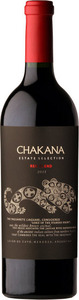Chakana Estate Selection Red Blend 2012, Mendoza Bottle