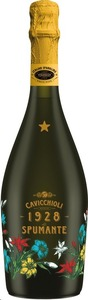 Cavicchioli 1928 Spumante Demi Sec Bottle