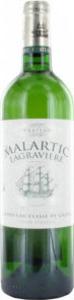 Château Malartic Lagravière Blanc 2011, Ac Pessac Léognan Bottle