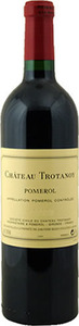 Chateau Trotanoy 2011 Bottle